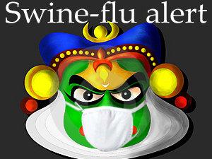 kathakali-swine-flu