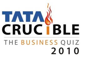 Tata Crucible 2010 – Business Quiz in Cochin