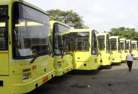 Low Floor buses(AC/Non AC) to ply through Sub Urban routes soon