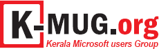 Kerala Microsoft Users Group (K-MUG) Meet up