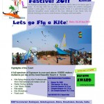 2nd Kerala Kite festival  at Cherai beach Cochin