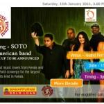 Kochi music festival postponed to tomorrow