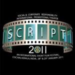 Script 2011 – International Short film festival in Cochin
