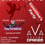 Stereo love – Valentines Day Dj party @ Dream Hotel Cochin