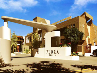 Flora Airport Hotel Luxury At