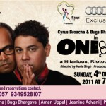 One Out of Six (English Play) at JTPac