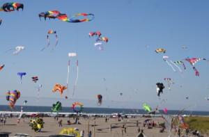 Kerala Kite festival 2012