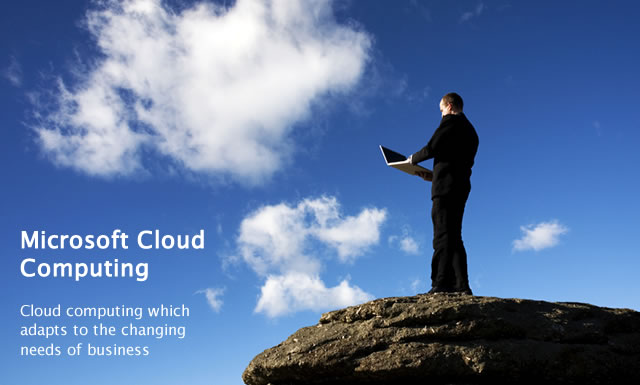microsoft-cloud-computing