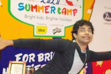 Summer camp In LULU Mall