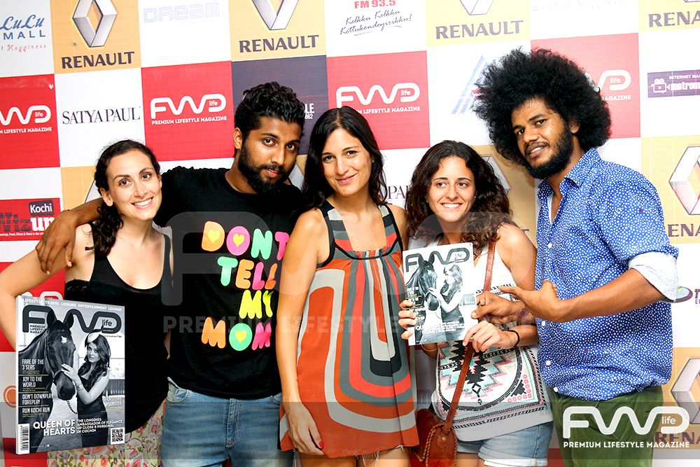 FWD January issue cover launch 015