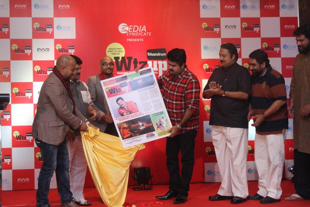 Wtzup Trivandrum Launch News & Photos 1