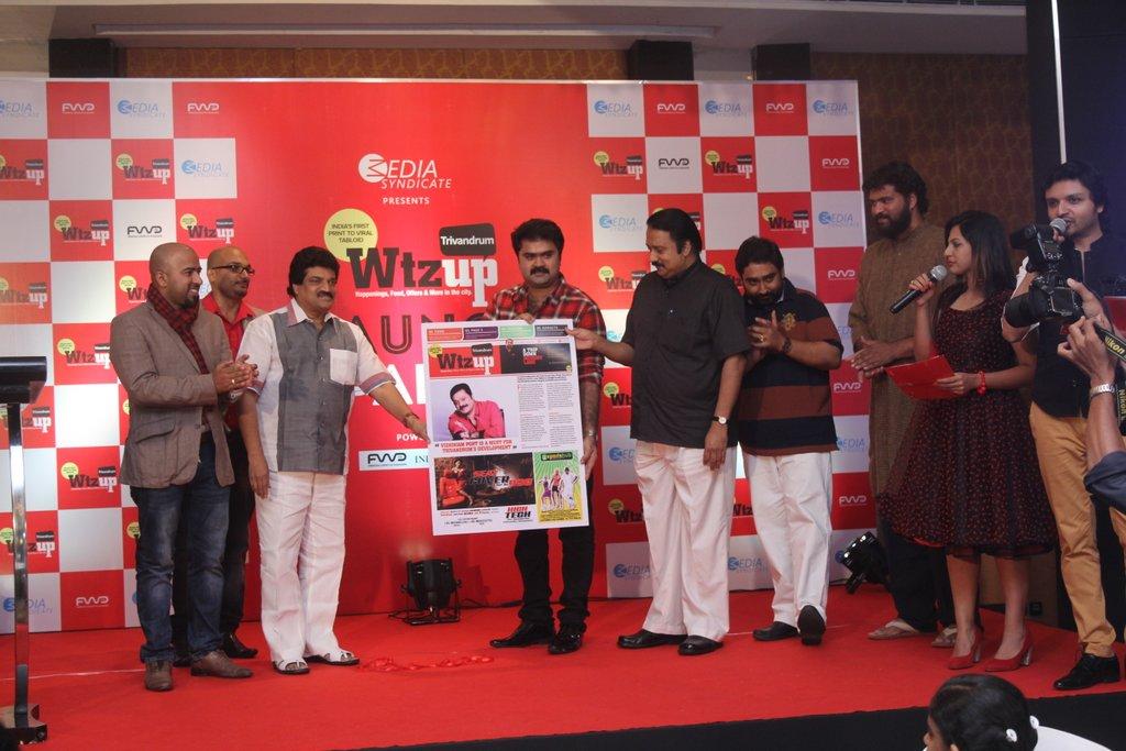 Wtzup Trivandrum Launch News & Photos 5