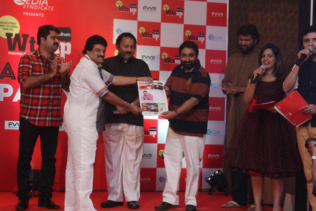 Wtzup Trivandrum Launch News & Photos 6