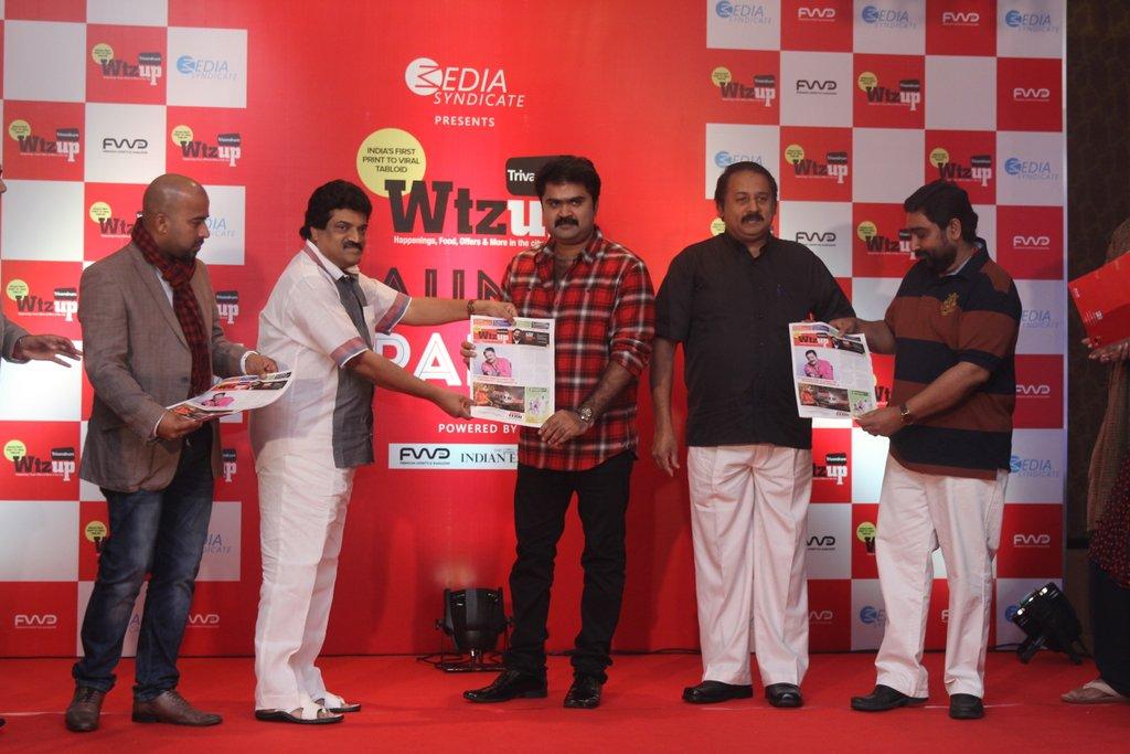 Wtzup Trivandrum Launch News & Photos 8
